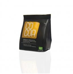 Orzechy nerkowca w surowej czekoladzie kawowej 70% Cocoa