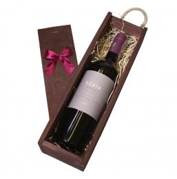 Zestaw prezentowy Burgundowy