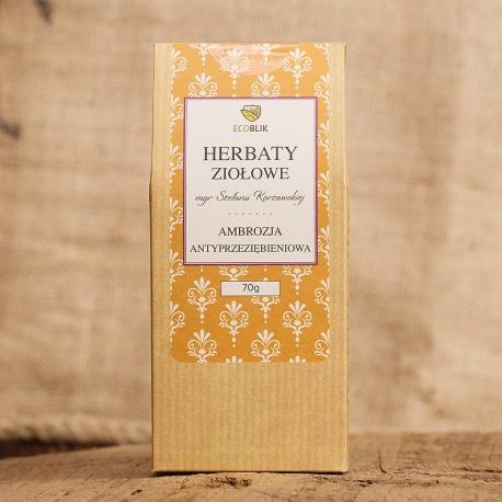 Herbata Ziołowa Sypana Ambrozja
