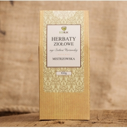 Herbata ziołowa sypana Mistrzowska
