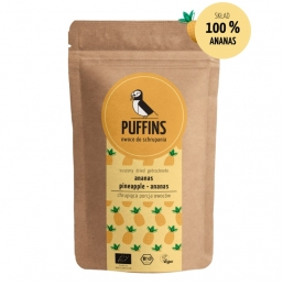 Ananas suszony 40g Puffins