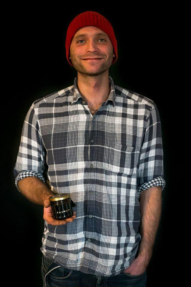 Wywiad z Maciejem Reimannem, twórcą przetworów z jabłek Rajman.